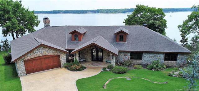 56912 E Peachtree Road, Monkey Island, OK 74331 (MLS #2001254) :: Hopper Group at RE/MAX Results