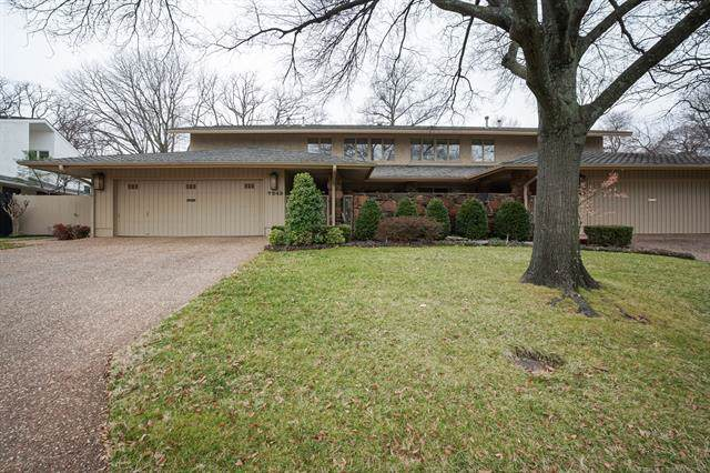 7242 S Gary Avenue 3B, Tulsa, OK 74136 (MLS #2001648) :: Hopper Group at RE/MAX Results