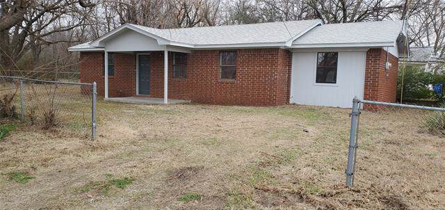 603 NE 3rd Street, Checotah, OK 74426 (MLS #2001853) :: Hopper Group at RE/MAX Results