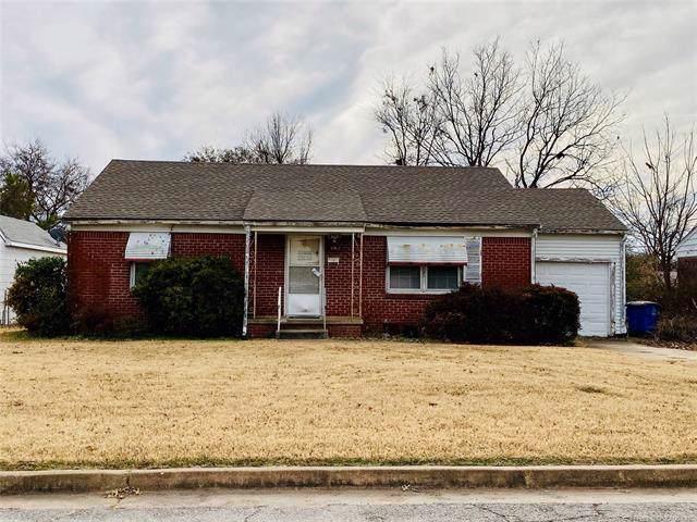 5912 E 4th Street, Tulsa, OK 74112 (MLS #2001976) :: Hopper Group at RE/MAX Results