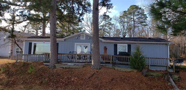 56960 E 318th Road, Jay, OK 74346 (MLS #2002140) :: Hopper Group at RE/MAX Results