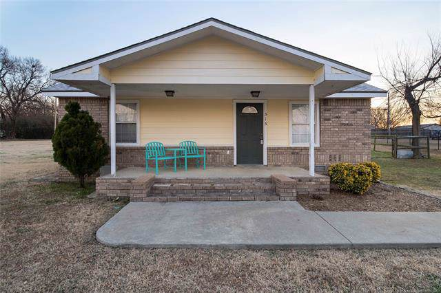 515 N 12th Street, Sapulpa, OK 74066 (MLS #2002160) :: 918HomeTeam - KW Realty Preferred