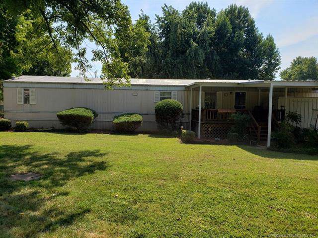 25862 S 605 Court, Grove, OK 74344 (MLS #2002402) :: Hopper Group at RE/MAX Results