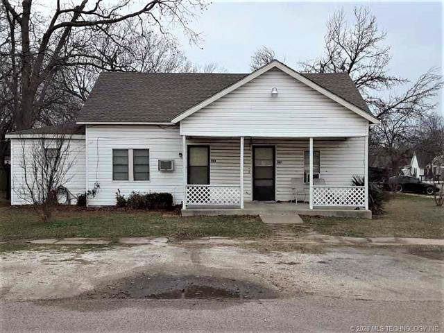 501 S Turner Street, Ada, OK 74820 (MLS #2002415) :: 918HomeTeam - KW Realty Preferred