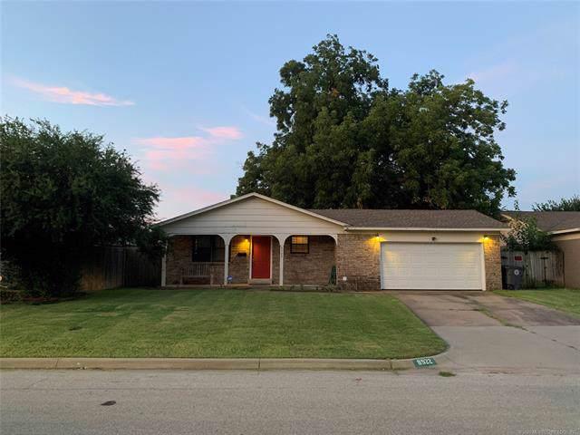 8922 E 47th Place, Tulsa, OK 74145 (MLS #2002537) :: 918HomeTeam - KW Realty Preferred