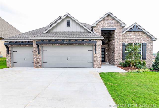 5916 E 142nd Place S, Bixby, OK 74008 (MLS #2002691) :: 918HomeTeam - KW Realty Preferred