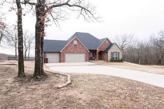 4721 Malibu Canyon Road, Skiatook, OK 74070 (MLS #2002776) :: 918HomeTeam - KW Realty Preferred
