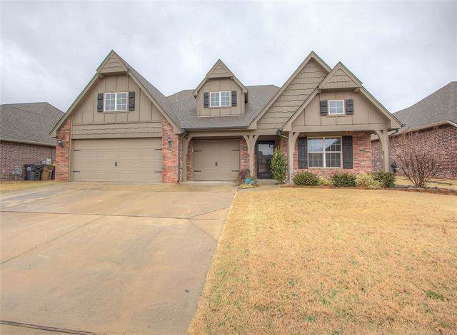 13742 S 90th East Avenue, Bixby, OK 74008 (MLS #2002832) :: 918HomeTeam - KW Realty Preferred