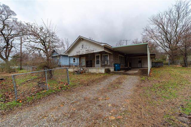 410 S 3rd Street, Haileyville, OK 74546 (MLS #2002865) :: RE/MAX T-town
