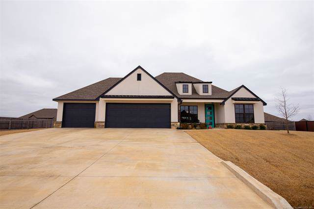 4158 E 130th Place North, Skiatook, OK 74070 (MLS #2002879) :: 918HomeTeam - KW Realty Preferred
