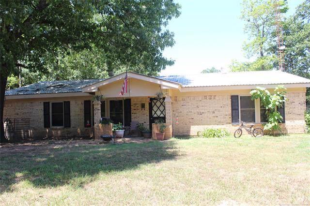 84 Evergreen Lane, Mead, OK 73449 (MLS #2002891) :: 918HomeTeam - KW Realty Preferred