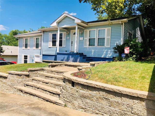 202 N Pennsylvania Avenue, Drumright, OK 74030 (MLS #2002988) :: 918HomeTeam - KW Realty Preferred