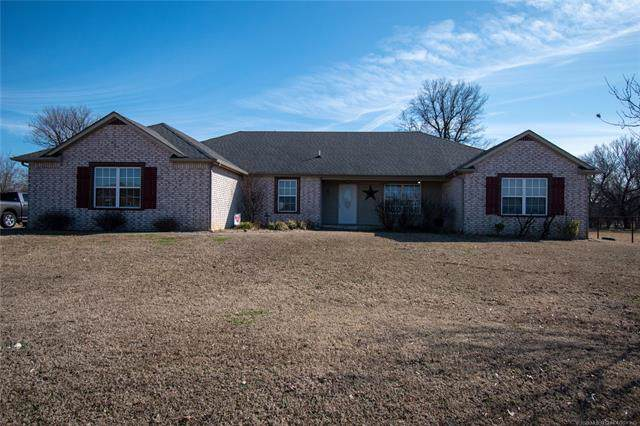 2694 E Creek Drive, Oologah, OK 74053 (MLS #2003303) :: Hopper Group at RE/MAX Results