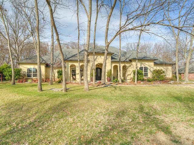 1721 E 136th Place S, Bixby, OK 74008 (MLS #2003475) :: Hopper Group at RE/MAX Results