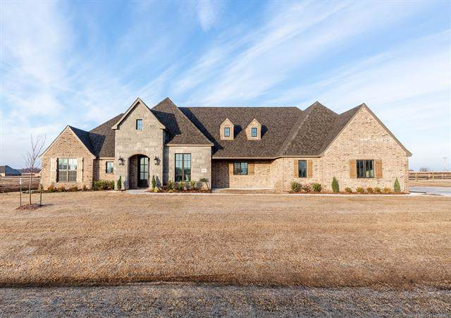 9506 N 64th East Avenue, Sperry, OK 74073 (MLS #2003510) :: Hopper Group at RE/MAX Results