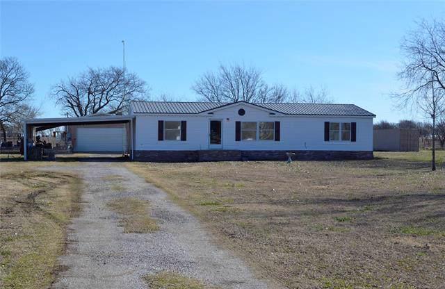 2380 N 186 Road, Mounds, OK 74047 (MLS #2003664) :: 918HomeTeam - KW Realty Preferred