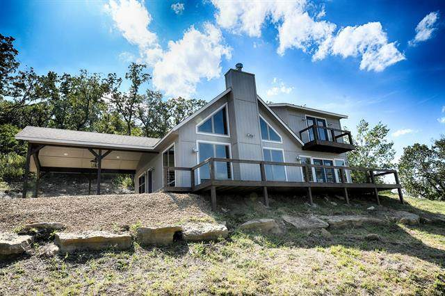23956 S Timberlane Drive, Park Hill, OK 74451 (MLS #2004139) :: Hopper Group at RE/MAX Results