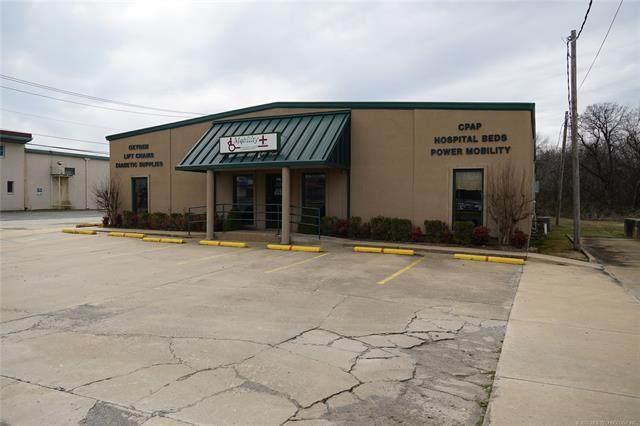 1601 N Main Street, Muskogee, OK 74401 (MLS #2004198) :: 918HomeTeam - KW Realty Preferred