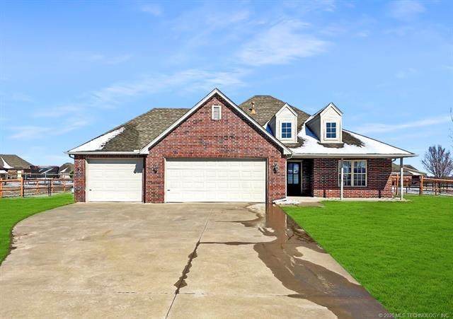 5963 E 137th Street North, Collinsville, OK 74021 (MLS #2004212) :: Hopper Group at RE/MAX Results