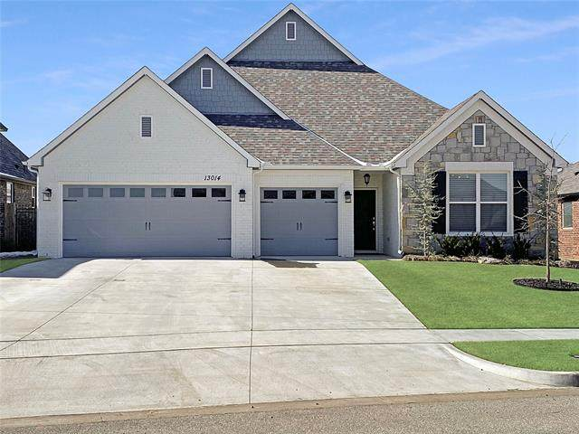 13014 S Ash Street, Jenks, OK 74037 (MLS #2004213) :: Hopper Group at RE/MAX Results