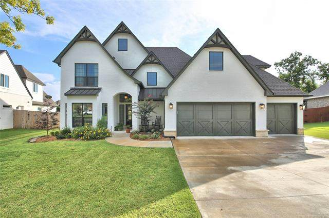 13620 S 26th Street, Bixby, OK 74008 (MLS #2004359) :: Hopper Group at RE/MAX Results