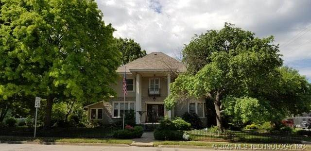 303 E Patti Page Boulevard, Claremore, OK 74017 (MLS #2004608) :: 918HomeTeam - KW Realty Preferred