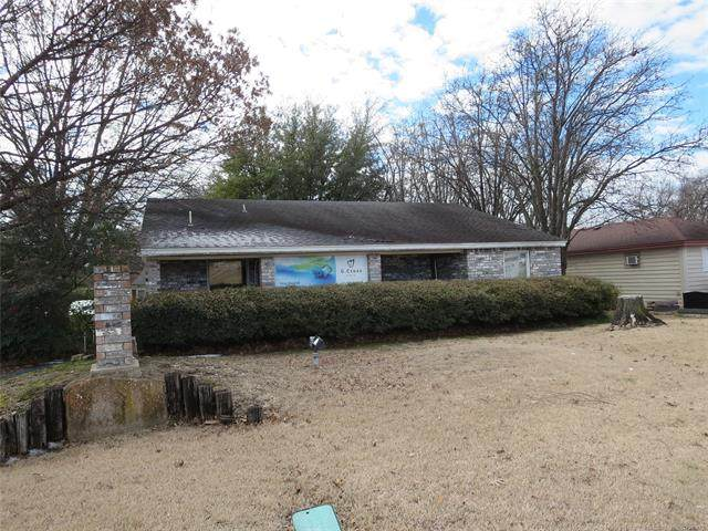 800 12th Street NW, Ardmore, OK 73401 (MLS #2004630) :: 580 Realty