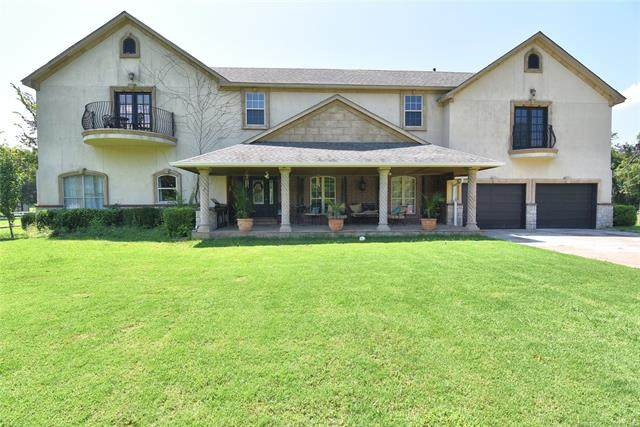 3100 W 91st Street, Jenks, OK 74037 (MLS #2004673) :: Hopper Group at RE/MAX Results