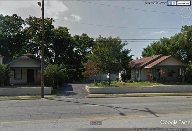 3708 Southwest Boulevard, Tulsa, OK 74107 (MLS #2004893) :: 580 Realty