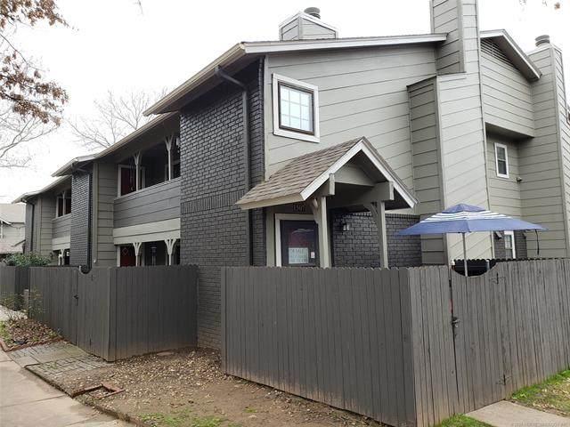 2854 E 90TH Street #1507, Tulsa, OK 74137 (MLS #2004916) :: Hopper Group at RE/MAX Results