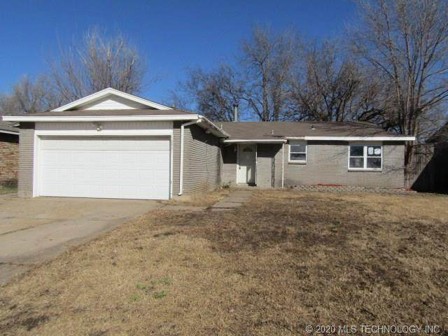 10861 E 33rd Place, Tulsa, OK 74146 (MLS #2005078) :: 918HomeTeam - KW Realty Preferred
