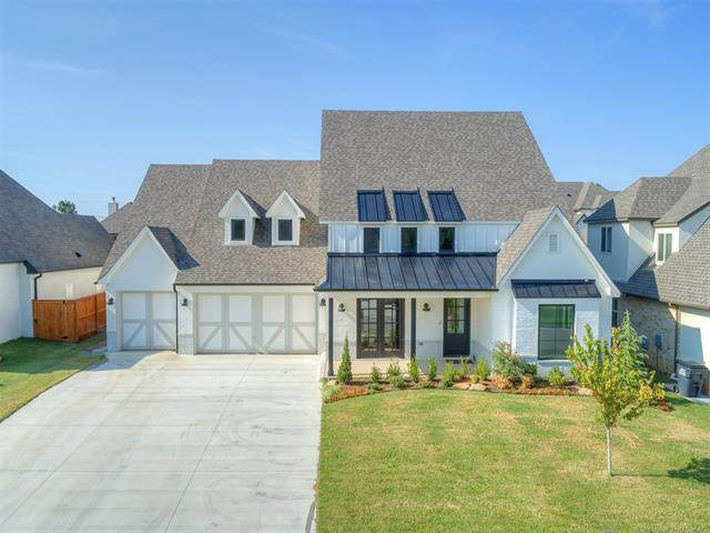 719 W 110th Place S, Jenks, OK 74037 (MLS #2005107) :: RE/MAX T-town