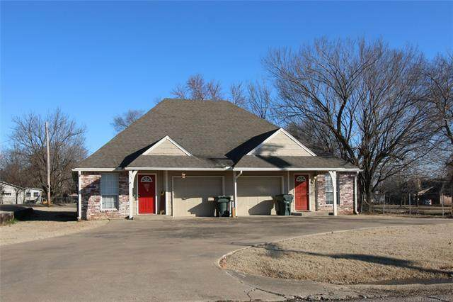 107 E 136th Street North, Skiatook, OK 74070 (MLS #2005165) :: Hopper Group at RE/MAX Results