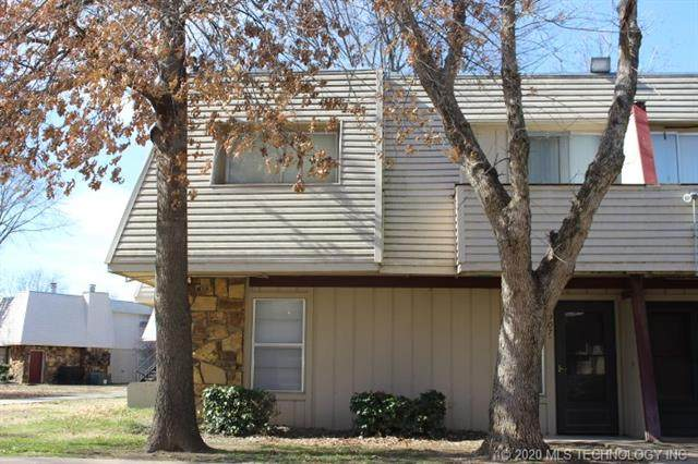 2204 E 66th Place S #1907, Tulsa, OK 74136 (MLS #2005195) :: 918HomeTeam - KW Realty Preferred
