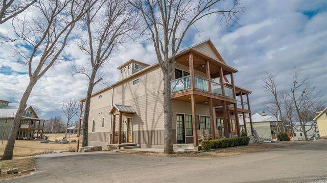 37271 S Cliff Crest Drive, Langley, OK 74350 (MLS #2005244) :: 580 Realty