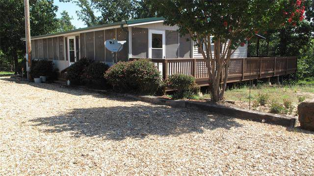 20219 W Chicken Creek Road, Cookson, OK 74427 (MLS #2005312) :: Hopper Group at RE/MAX Results