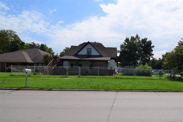 125 S Vann Street, Pryor, OK 74361 (MLS #2005325) :: 918HomeTeam - KW Realty Preferred