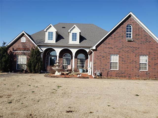 16115 E 125th Street North N, Collinsville, OK 74021 (MLS #2005345) :: Hopper Group at RE/MAX Results