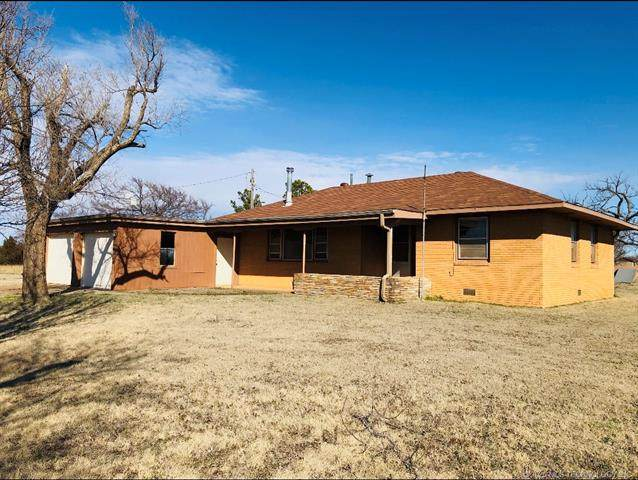 740296 S 3460 Road, Cushing, OK 74023 (MLS #2005365) :: Hopper Group at RE/MAX Results