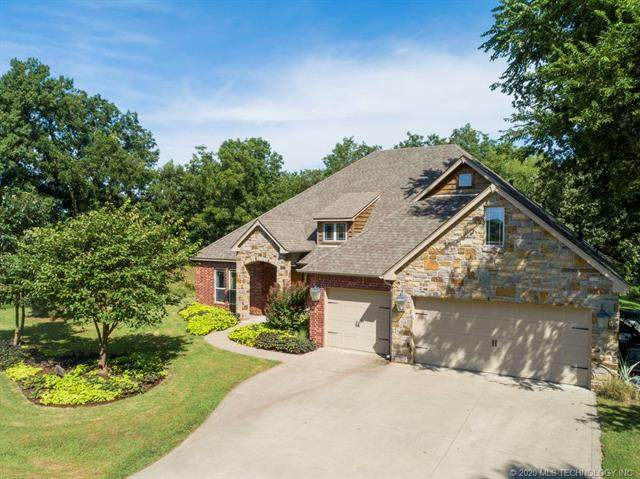 18215 Clear Creek Court, Claremore, OK 74017 (MLS #2005394) :: RE/MAX T-town