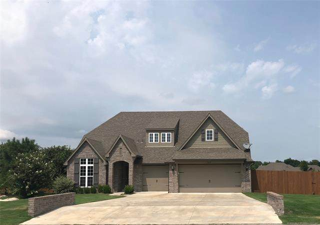 16127 E 78th Street North, Owasso, OK 74055 (MLS #2005453) :: Hopper Group at RE/MAX Results