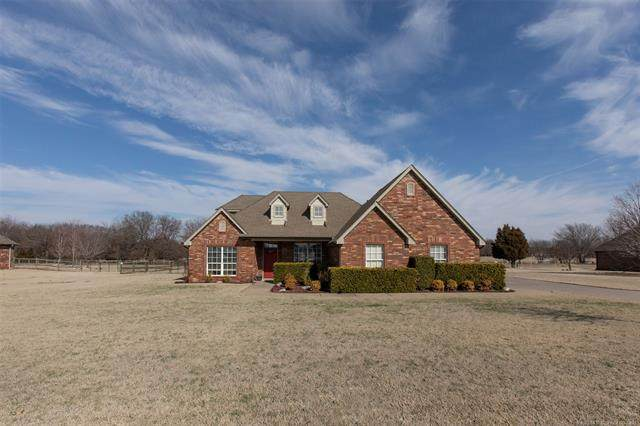 18219 E 79th Street S, Owasso, OK 74055 (MLS #2005483) :: Hopper Group at RE/MAX Results