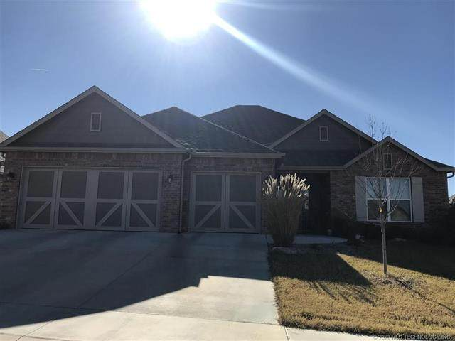 2114 E 132nd Street S, Bixby, OK 74008 (MLS #2005494) :: Hopper Group at RE/MAX Results
