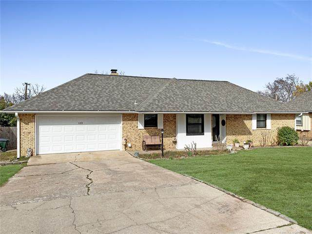 109 E Saddlerock Road, Sand Springs, OK 74063 (MLS #2005522) :: RE/MAX T-town