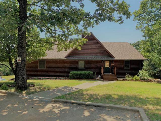 27869 S Lakeview Drive, Park Hill, OK 74451 (MLS #2005524) :: Hopper Group at RE/MAX Results