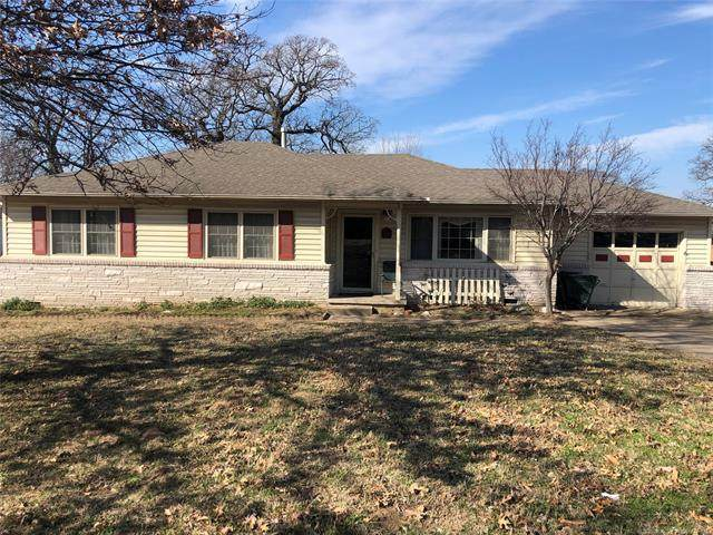 1304 N Main Street, Sand Springs, OK 74063 (MLS #2005544) :: RE/MAX T-town
