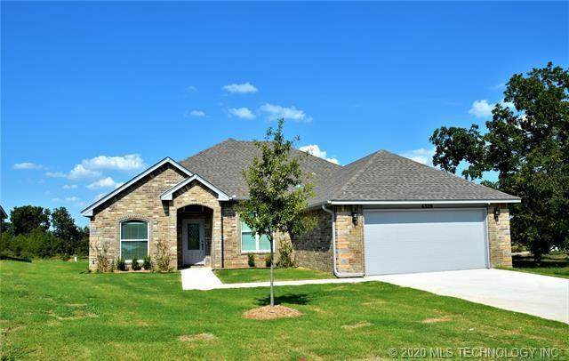 14753 S Maplewood Place, Bixby, OK 74008 (MLS #2005545) :: RE/MAX T-town