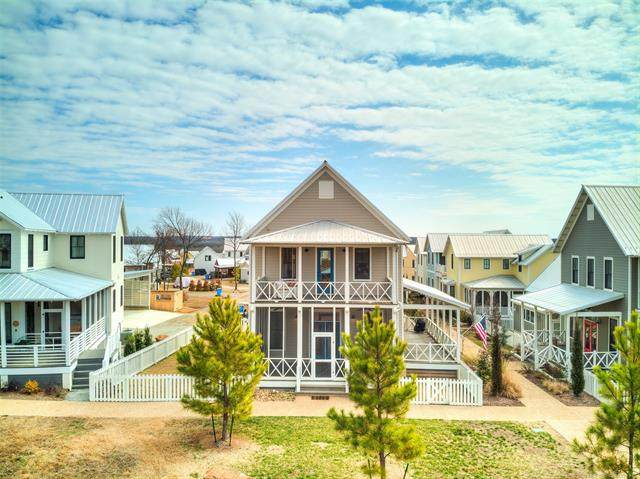 22 Redbud Street A, Carlton Landing, OK 74432 (MLS #2005575) :: 918HomeTeam - KW Realty Preferred