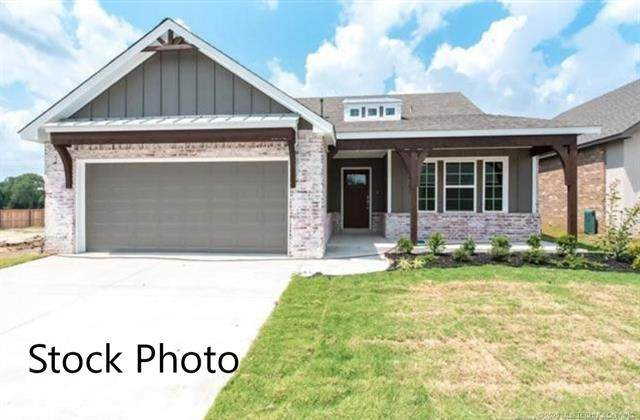 5138 S Walnut Creek Drive, Sand Springs, OK 74063 (MLS #2005655) :: RE/MAX T-town