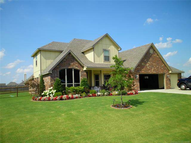 4025 E 127th Place N, Skiatook, OK 74070 (MLS #2005657) :: Hopper Group at RE/MAX Results